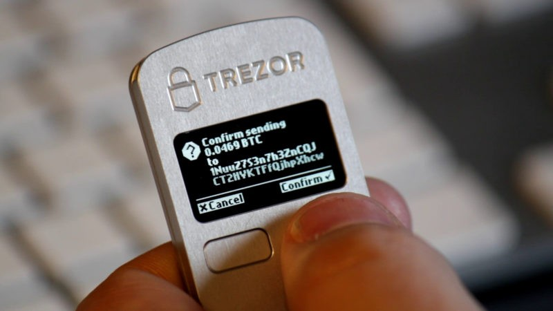 Les portefeuilles matériels de crypto-monnaie peuvent également être piratés